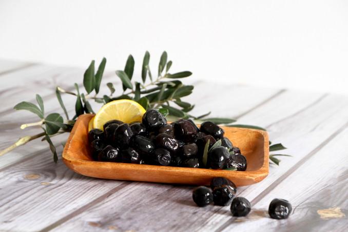 preparare olive nere