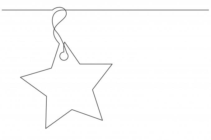 ricami natalizi punto catenella, ricami natalizi schemi
