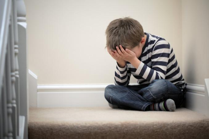 Stress bambini
