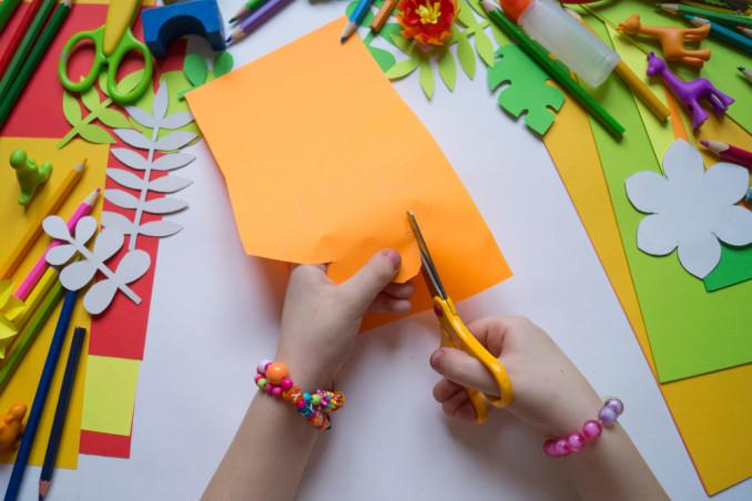 giornata diritti bambini lavoretto