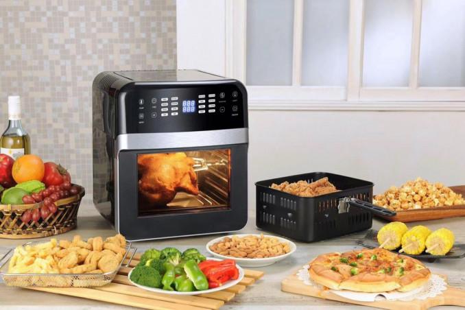 friggitrice ad aria, ricette, come usarla