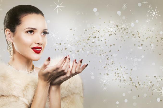 trucco Capodanno 2021, make-up San Silvestro, bellezza