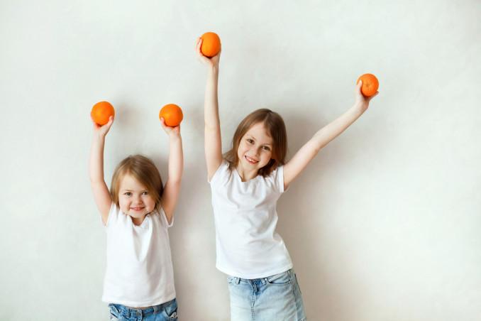 Sistema immunitario del bambino