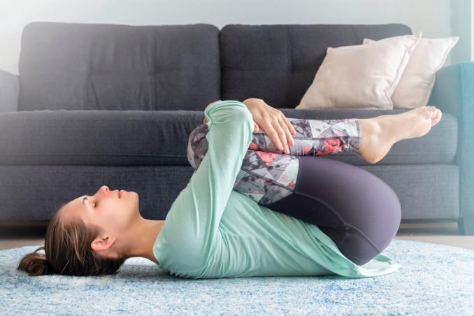 La ginnastica che fa bene alla schiena