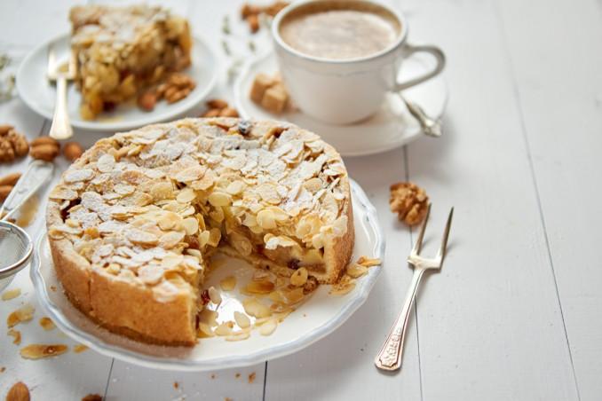 crostata, frangipane, trucchi