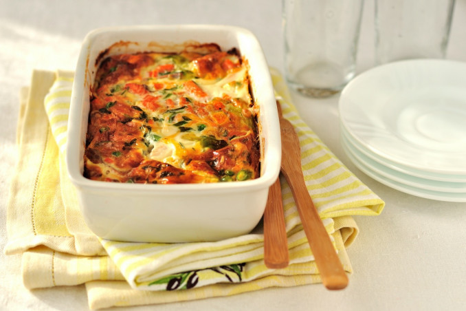 verdure, gratinatura, microonde
