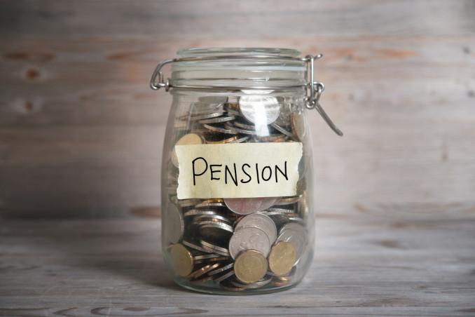 Risparmiare la pensione