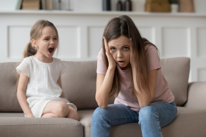 Genitori arrabbiati