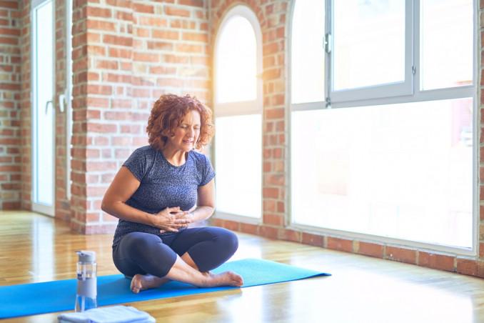 Nausea e yoga