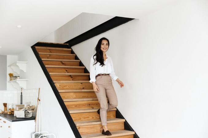 Come arredare le scale interne