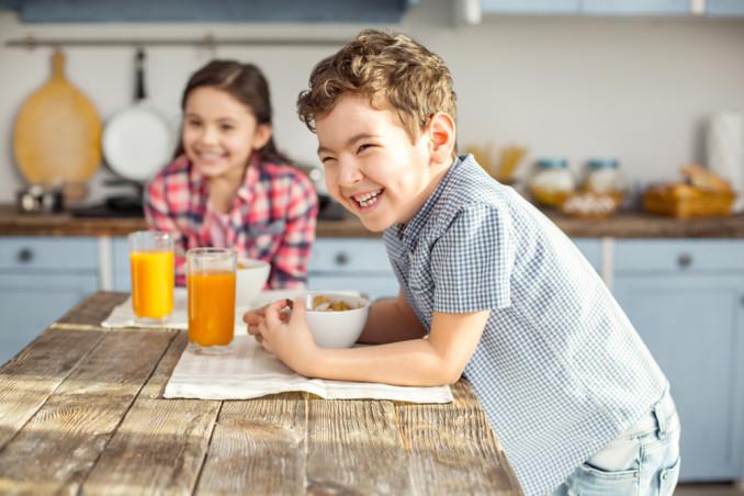 colazione bambini estate