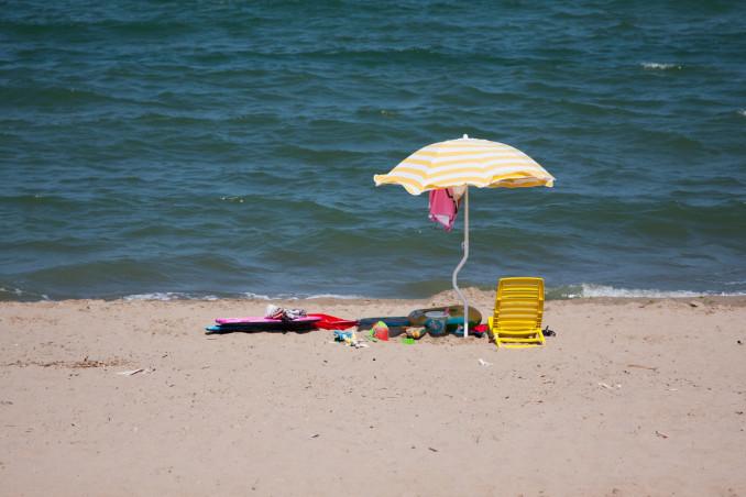 Galateo da spiaggia