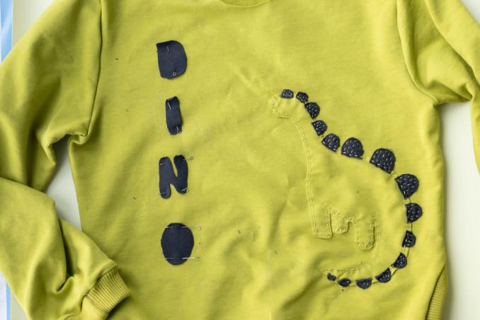 come decorare maglietta bambino stoffa, come decorare maglietta bambino