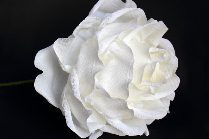 fiori carta nozze fai da te