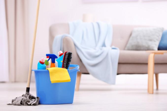 non riesco a tenere la casa pulita, casa pulita