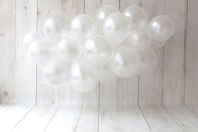 decorazione ghirlanda palloni