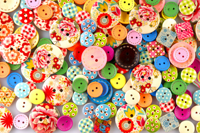 come tenere in ordine bottoni, come ordinare bottoni