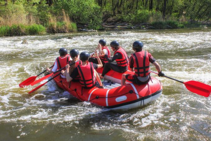 rafting principianti consigli