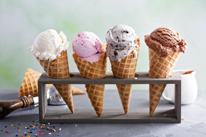 come fare gelato, senza gelatiera, passaggi