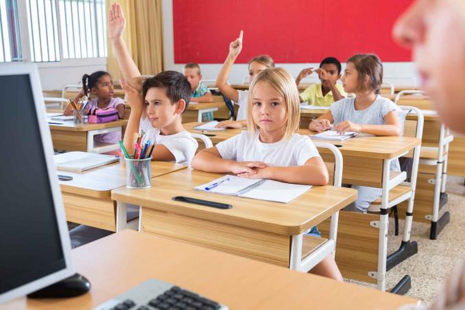 Cosa serve ai bambini il primo giorno di scuola