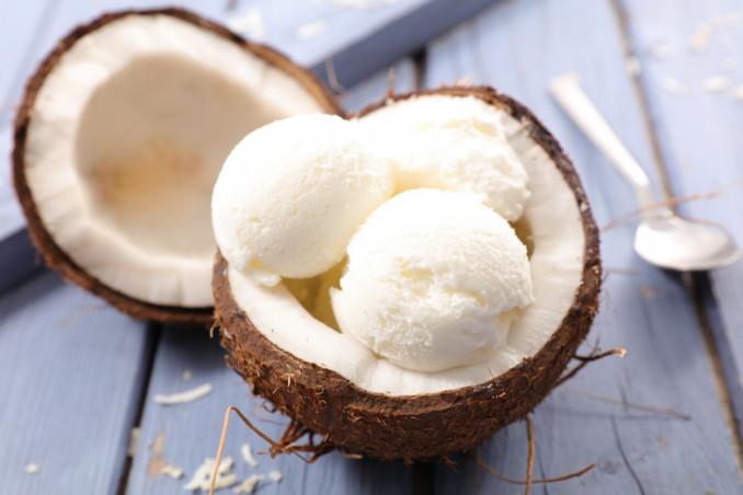 gelato, cocco, ricetta