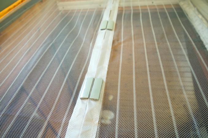 montare zanzariere magnetiche, come fare, installazione facile