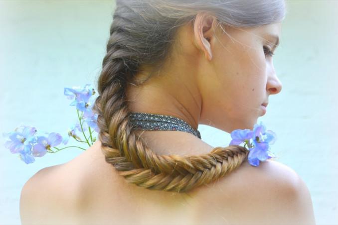 acconciature tema marino, hairstyle capelli, pettinature