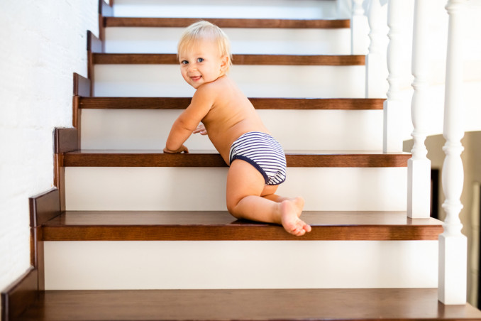 Salire le scale