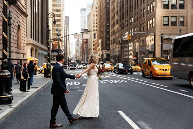 Come sposarsi a New York